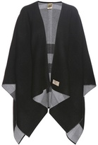 Burberry Reversible Wool Cape