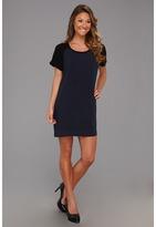 Splendid Sport Block Dress (Navy) - Apparel