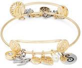 RJ Graziano S Initial Charm Bracelet
