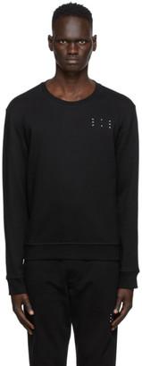McQ Black Phantom Jack Sweatshirt