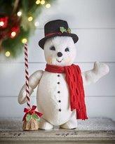 C & F Enterprises Jackson Snowman Collectible Figurine