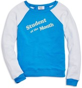 Wildfox Couture Girls' Student of the Month Pullover