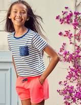 Boden Sequin Pocket T-shirt