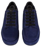 3.1 Phillip Lim Perforated Suede Sneakers