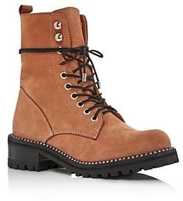 Aqua Women's Jax Combat Boots - 100% Exclusive