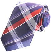 Haggar Plaid Tie