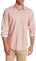 Ganesh Long Sleeve Birdseye Print Shirt