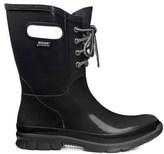 Bogs Women's Amanda 4-Eye Waterproof Rain Boot