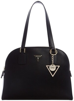 GUESS VG788808BLA East End Double Handle Satchel