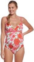 Pez D'or Pez Dor Maternity Montego Bay Floral One Piece Swimsuit 8131928