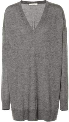The Row Amherst cashmere and silk sweater