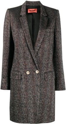 Missoni Tailored Double-Breasted Coat