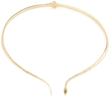 Eddera Snake Collar Necklace