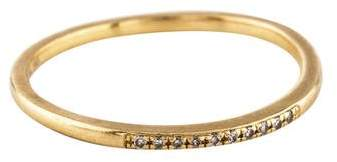 Ef Collection 14K Diamond Stack Ring