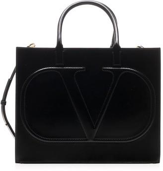 Valentino VLogo Walk Tote Bag