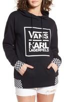 Vans Women's X Karl Lagerfeld Hoodie