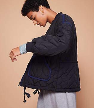 Blueline Puffer Jacket