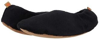 Acorn Spa Travel Slipper (Black) Women's Shoes