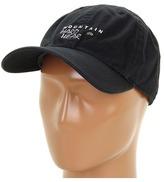 Mountain Hardwear Hardwear Cap (Black) - Hats