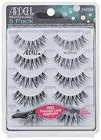 Ardell 5 Pack Black Wispies Lashes