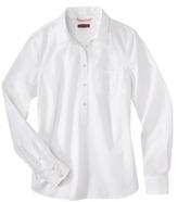 Merona Women's Popover Favorite Shirt - Fresh White