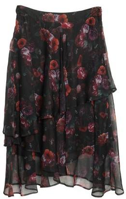 Tigha Knee length skirt