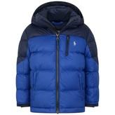 Ralph Lauren Ralph LaurenBoys Blue Puffer Coat