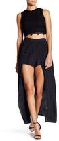 Ella Moss Maxi Front Slit Skirt