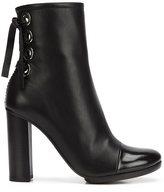 Proenza Schouler tie fastening ankle boots