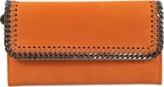 Stella McCartney Continental Falabella Flap Wallet