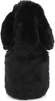 Simone Rocha Faux-fur shoulder bag