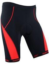 Santic Men's Cycling Shorts 4D Padded Anti-sweat Road Bike Shorts