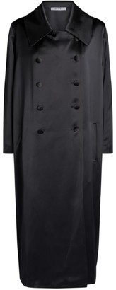Deitas Satin Nadia Trench Coat