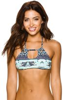 Roxy Prt Strappy Love Halter Bikini Top