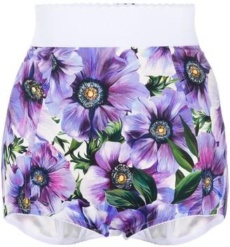 Dolce & Gabbana Floral Full Briefs