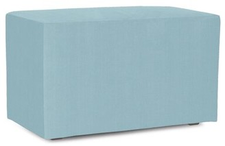 Latitude Run Alyssia Upholstered Bench Upholstery: Breeze