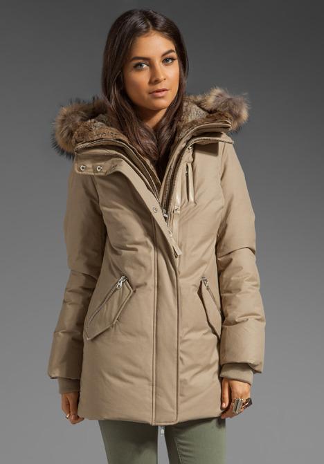 Mackage Lux Down Marla Jacket