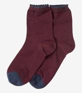 Toast Fine Cotton Tipping Socks