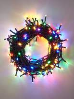 Very 240 Super Bright Multi Coloured Indoor/Outdoor LED Christmas Lights