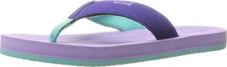 Reef Girls' Little Splash Sandal