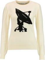 J.W.Anderson Satellite jacquard-knit wool sweater