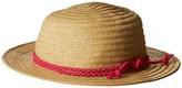 San Diego Hat Company Kids - PBK3206 Sunbrim w/ Braided Trim Caps