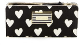 Betsey Johnson Faux Leather Bifold Wallet