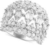 Effy Rock Candy by Diamond Cluster Statement Ring (2-5/8 ct. t.w.) in 14k White Gold