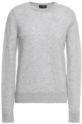 Theory Melange Cashmere Sweater