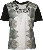 Versace Print Detail T-shirt