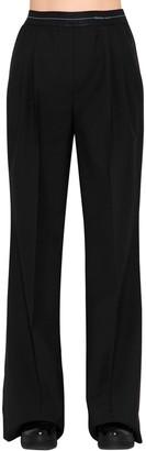 Prada Wool & Mohair Pants