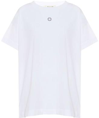 Alyx Hook-embellished cotton T-shirt