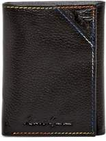 Robert Graham Clarke Leather Trifold Wallet