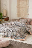 Urban Outfitters Dion Scarf Medallion Comforter